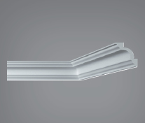 A1 – (I780) Cornice extruded polystyrene mouldings s