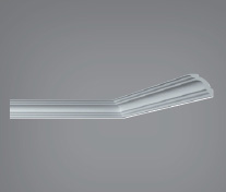 A2 – (I750) Cornice extruded polystyrene mouldings s