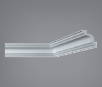 A7 – (I778) Cornice extruded polystyrene mouldings