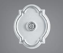Bovelacci Eurostyl Ceiling Rose